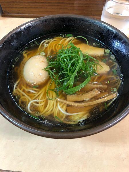 「醤油ラーメン」@三谷製麺所の写真