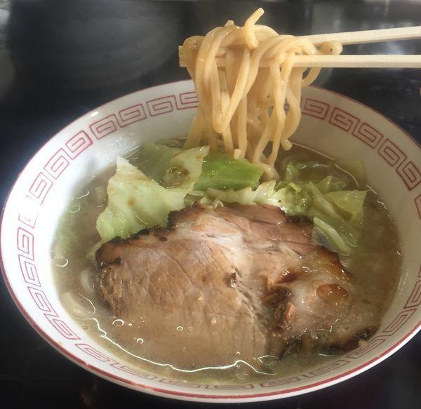 「五香ラーメン600円」@13湯麺の写真