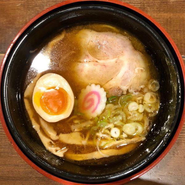 「拉麺 味噌 (800円)」@拉麺 閏の写真