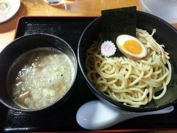 「つけ麺 小」@つけ麺 中華そば 佐とうの写真