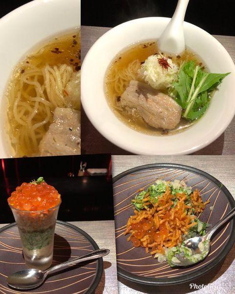 「玄瑛流拉麺 (潮薫醤油ラーメン)・ 他」@GENEI.WAGANの写真