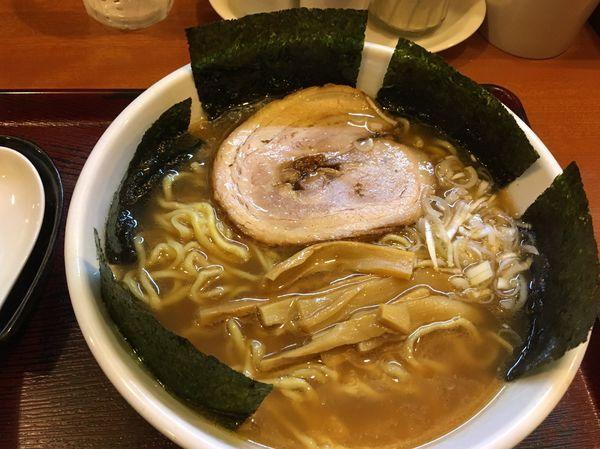 「中華麺」@めん 和正の写真