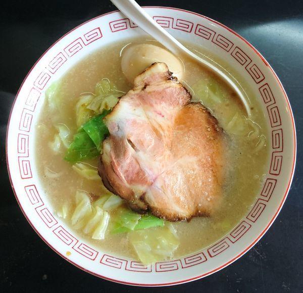 「五香ラーメン+味玉」@13湯麺の写真