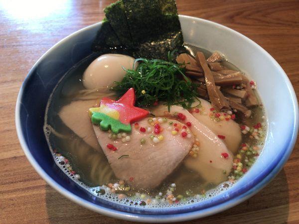 「全部乗せ塩RAMEN 1050円」@麺や渦雷UZURAIの写真