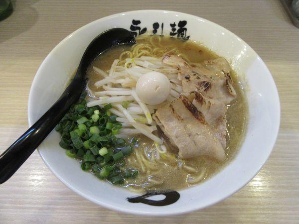 「限定 牡蠣らーめん(850円)+コーラ10円」@永斗麺 池袋店の写真