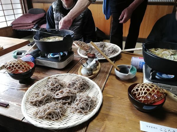 「とうじ蕎麦」@お食事・甘味処 こころ音の写真