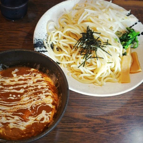 「味噌つけ麺 750円」@北青山の写真