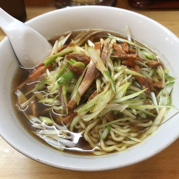 「ネギそば(¥590)※」@中華小皿料理 聖の写真