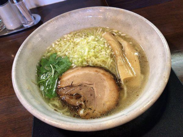 「煮ちゃーしゅー麺」@麺らいけんの写真