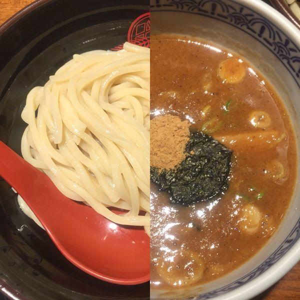 「つけ麺 小」@つけ麺専門店 三田製麺所 ヨドバシAkiba店の写真