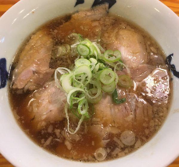 「肉そば」@五福星の写真
