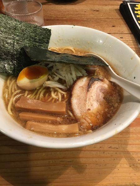 「環七ラーメン」@環七ラーメン 周麺の写真