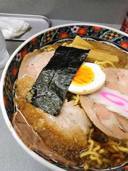 「正油拉麺¥880」@玉川大盛軒の写真