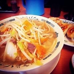 熱烈中華食堂 日高屋 北越谷ファイン店の写真
