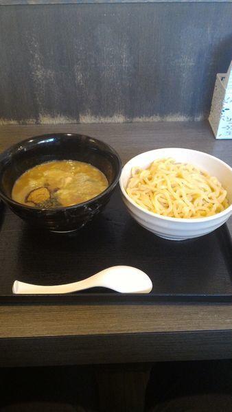 「こってりつけ麺中」@清勝丸 海老名店の写真