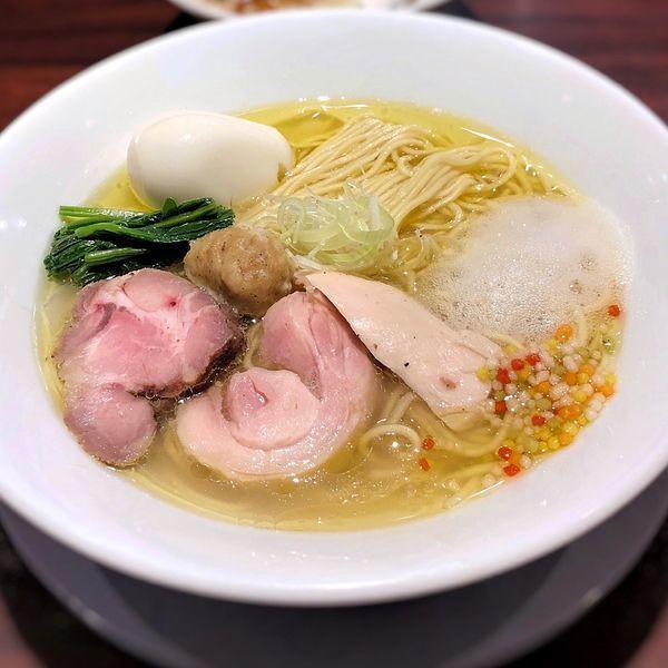 「淡麺」@NAKAGAWA わずの写真