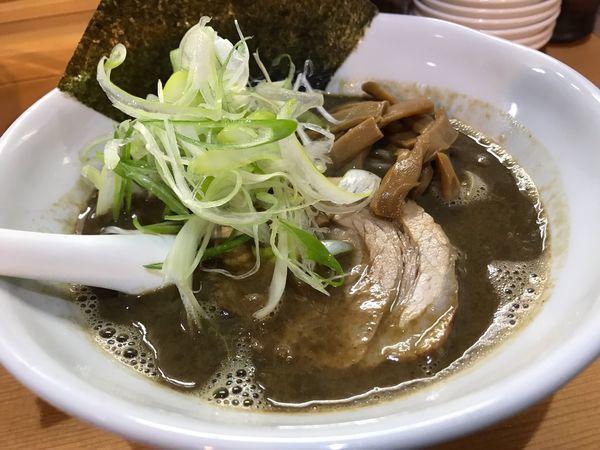 「追い煮干し 900円」@麺家うえのの写真