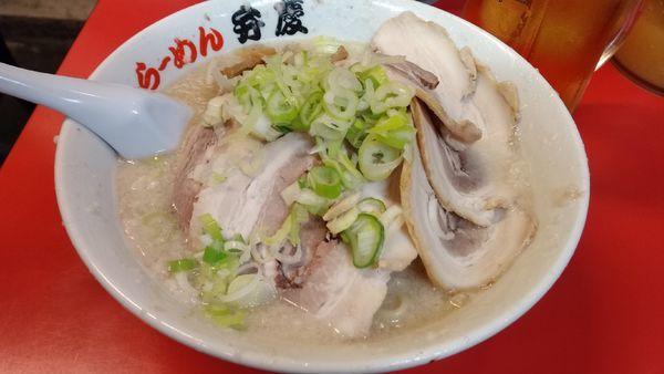 「チャーシューメン¥1030」@らーめん弁慶 浅草本店の写真