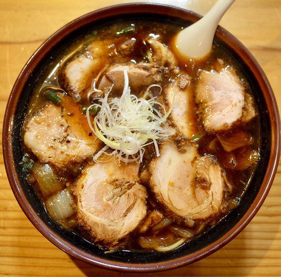 「アリランチャーシュー…1200円」@八平の食堂の写真