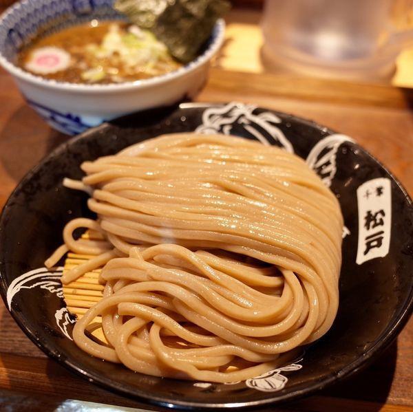 「つけめん…900円」@中華蕎麦 とみ田の写真