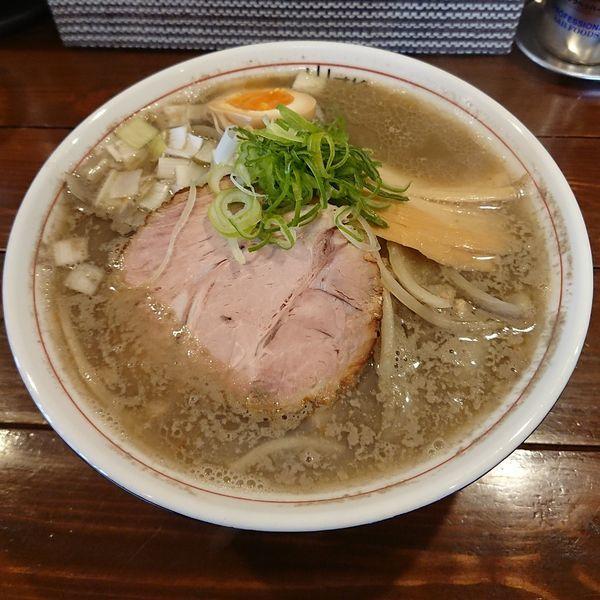 「札幌煮干  @850円 限定」@らー麺 山さわの写真