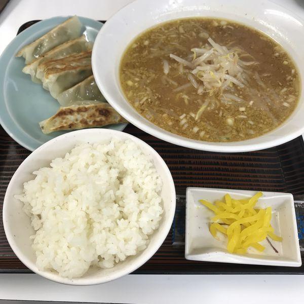 「朝定食(¥480)」@兆楽 道玄坂店の写真