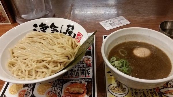 「極煮干味玉つけ麺」@つけ麺津気屋 武蔵浦和の写真
