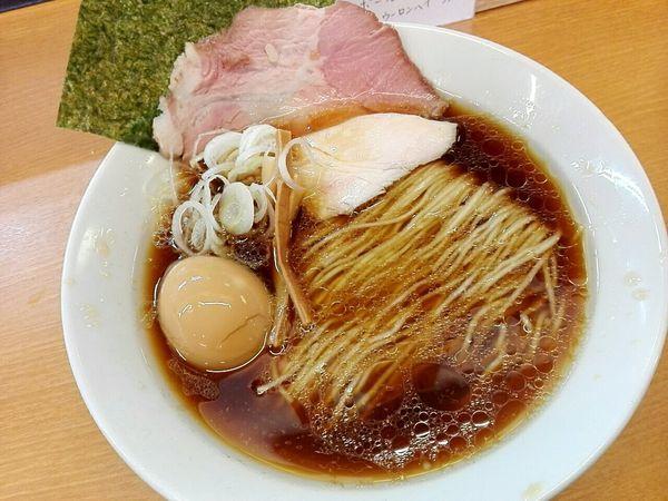 「中華そば」@麺処ろくめいの写真