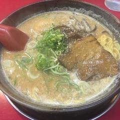麺将軍 本店の写真