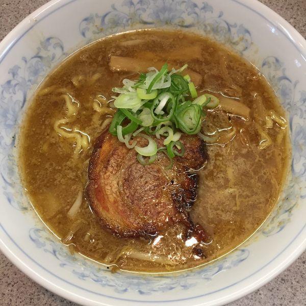 「味噌 半麺」@味噌王 仲間 SNBWorldの写真