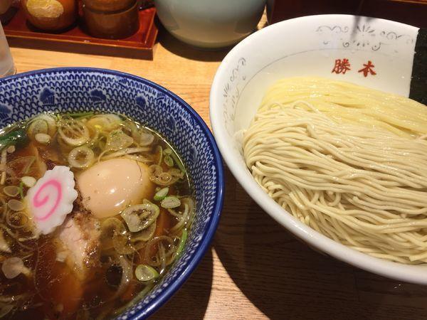 「味玉清湯そば」@神田 勝本の写真