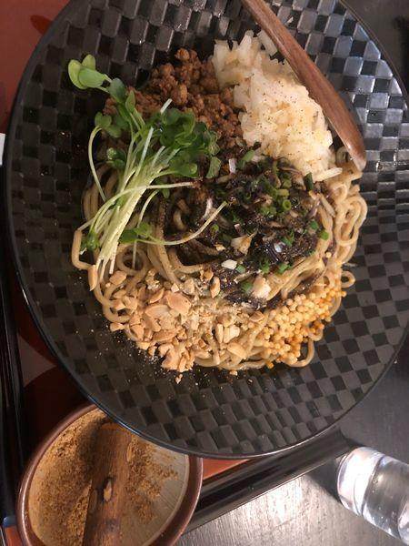 「正宗担々麺」@担々麺専門 發巳 砥上店の写真
