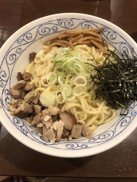「油そば」@麺屋 必道の写真