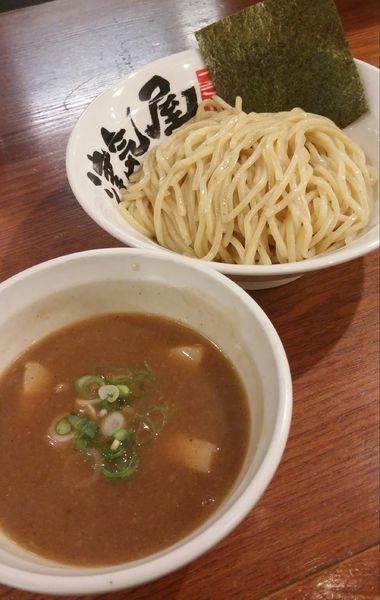 「つけ麺780円」@つけ麺津気屋 武蔵浦和の写真
