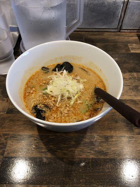 「にし森坦々麺」@担々麺 にし森の写真