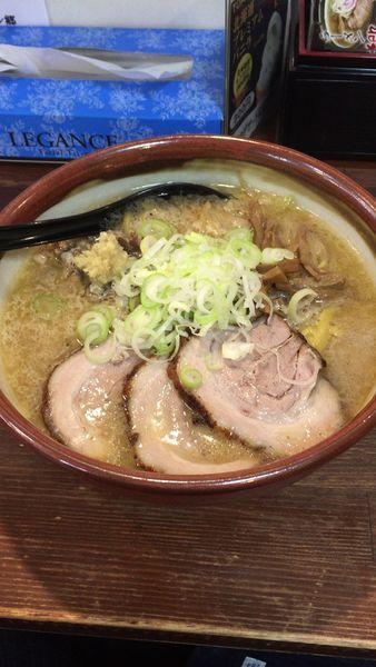 「味噌チャーシュー麺」@ラーメン郷の写真