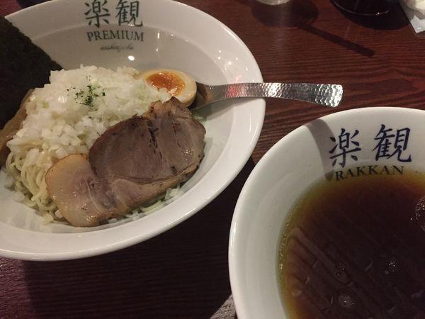 「つけ麺琥珀」@おだし専門店 アルス 南青山の写真