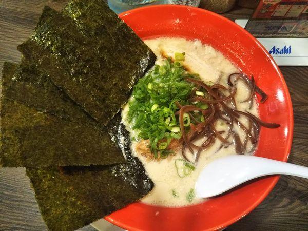 「さんこいち」@東京豚骨拉麺 ばんから 池袋東口店の写真