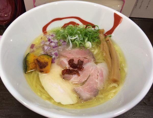 「限定 コク塩 830円」@麺や 魁星の写真