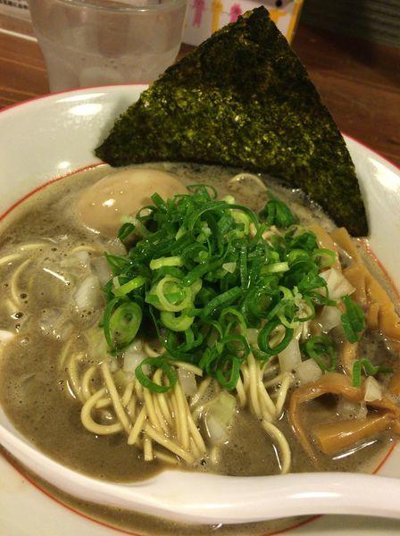 「【限定】ペニー中華ソバ 濃厚 750円」@麺 酒 やまのの写真