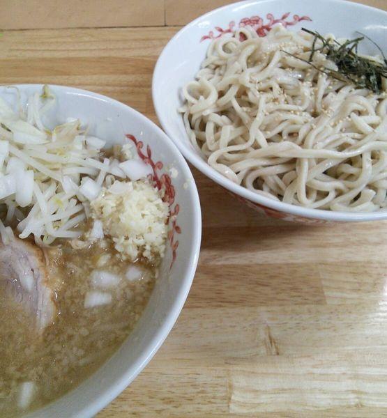 「つけ麺 850円」@ラーメン 登良治郎の写真