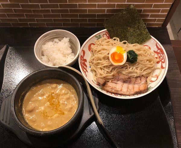 「つけ麺」@なんだっ亭の写真