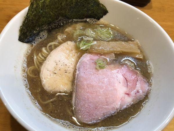 「煮干しラーメン」@麺屋 湊の写真