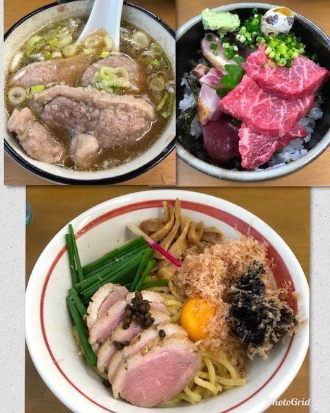 「9周年記念 満月鴨鉄砲&生肉鉄火小丼四獣奏」@MENYA 食い味の道有楽の写真