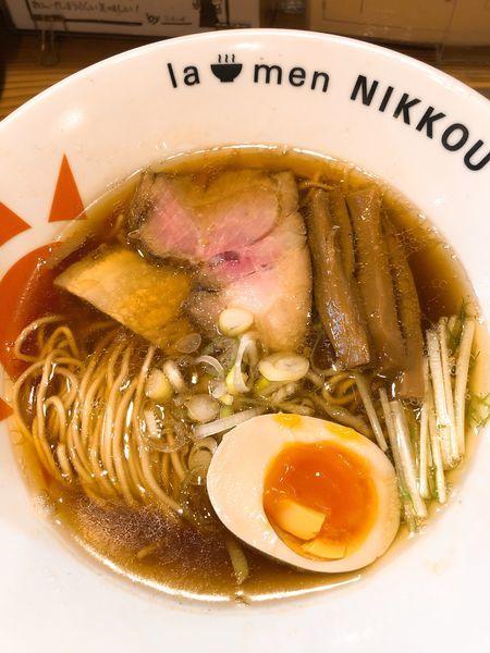 「日香麺 晴香 ¥820」@ラーメン ニッコウの写真