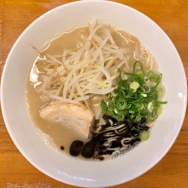 「らー麺 黒ニンニク (680円)」@麺屋 一の写真