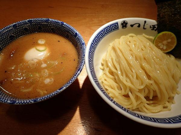 「濃厚味玉つけ麺」@つじ田 日本橋八重洲店の写真