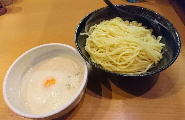 「11月限定 天神つけ麺 大盛」@常勝軒 本庄店の写真