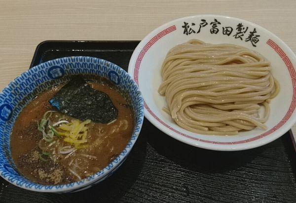 「つけそば」@松戸富田製麺の写真
