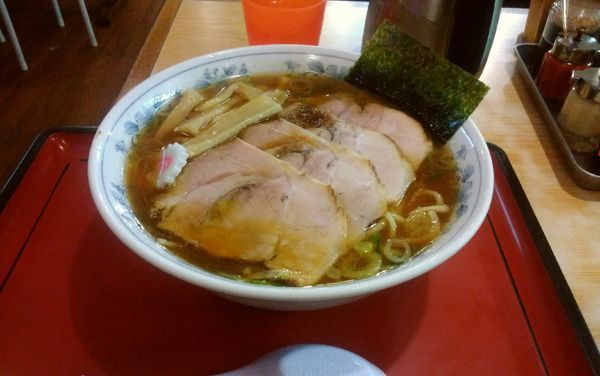 「チャーシュー麺」@十二社 大勝軒の写真